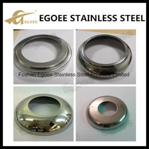 Ss 304 Ss 316 Stainless Steel Handrail Post Base Cover pictures & photos
