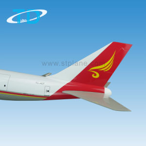 Large Scale Resin Model Airplane B747-400 1: 60 120cm pictures & photos