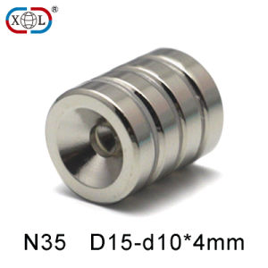 Permanent Strong Neodymium Magnet with Excellent Quality pictures & photos