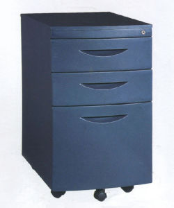 Powder Coating Steel Metal Rack Filing Cabinet (bookcase, bookshelf) (HX-ST073) pictures & photos