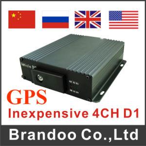 H. 264 4-Channel Vehicle SD Card Portable Car DVR pictures & photos