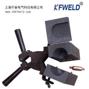 Welding Cadweld Graphite Mold