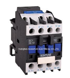 Sontune Sc1-2510 (LC1) 3p4p AC Contactor pictures & photos