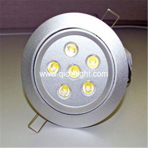 18X1w White+Black Shell LED Downlight pictures & photos