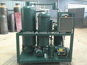 Degasification Dehydration Filtration Lubricating Oil Hydraulic Oil Purification Machine (TYA) pictures & photos