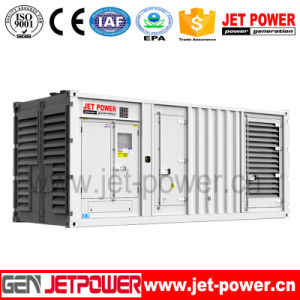 1250kVA Container Power Generation 1000kw 1MW Cummins Diesel Generator Set pictures & photos