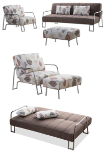 Fashion Sectional Sofa Set for Home Furniture Sofa pictures & photos
