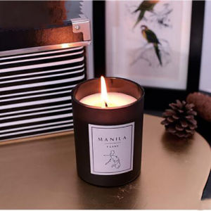 Water Lily Scented Soy Wax Candle pictures & photos