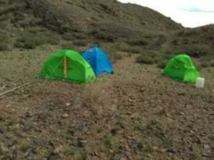 Ensure You a Comfortable Sleep Outdoor Suspension Tent pictures & photos