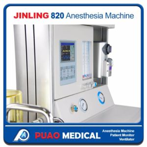 Jinling 820 Anesthesia Machine pictures & photos