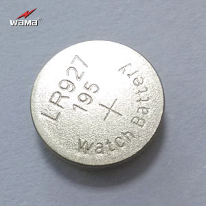 Lr936 AG9 Alkaline Button Cell Battery pictures & photos