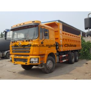 Used Rhd Dump Truck Shacman 340HP pictures & photos