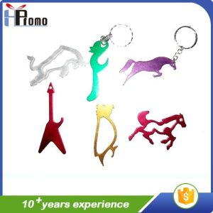 Aluminium Bottle Openers with Keyring pictures & photos