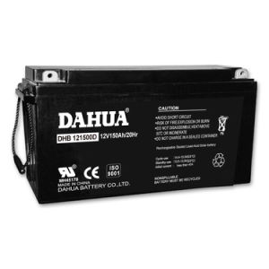 Hot Sale 12V 150ah Deep Cycle Solar Battery for Solar Systems pictures & photos