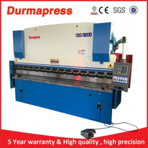 Ce Certificated CNC Hydraulic Press Brake pictures & photos