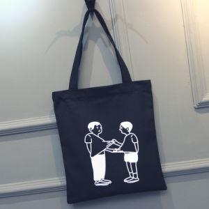 Wholesale Custom Design Logo Print Cotton Canvas Bag pictures & photos