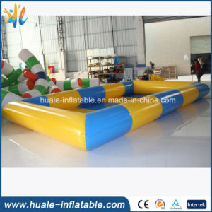 Amusement Park PVC Water Toy Inflatable Swimming Pool for Kids pictures & photos