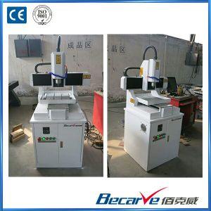 Mini Size CNC Engraving Machine (zh-3030) pictures & photos