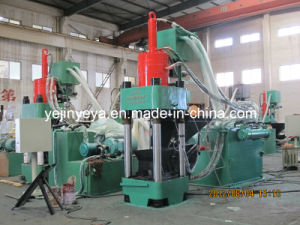 Sbj-500 Copper Chips Briquetting Machine (25 years factory) pictures & photos