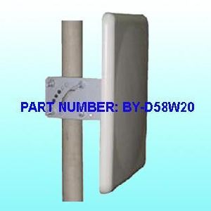 5.8GHz Mimo Antenna, Panel Antenna High Gain 18dBi pictures & photos