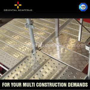 Easy Install Kwikstage Types of Steel Scaffolding for Construction pictures & photos