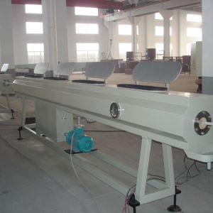 20-110mm High Efficiency PPR Pipe Extruder & Hot Water Pipe Extrusion Line pictures & photos