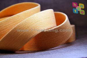 Fashion Multicolor Washing Cotton Webbing for Belt Clothing pictures & photos