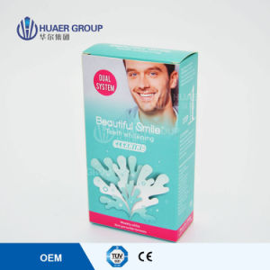 50ml Private Label Clean and White Teeth Whitening Foam Toothpaste pictures & photos