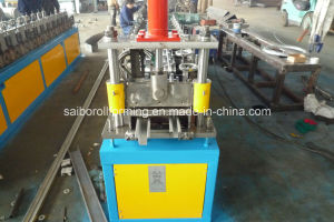 Keel Steel Roll Forming Machine (Double Row) pictures & photos