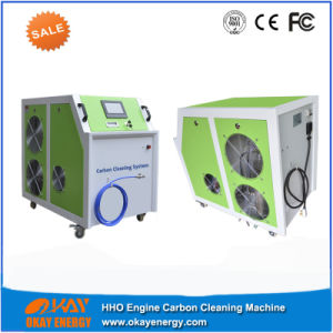 Car Care Cleaning Hho Gas Oxy Hydrogen Engine Carbon Cleaning Machine pictures & photos