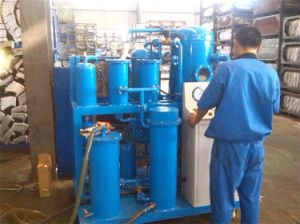 New Tech Vacuum Lubricant Oil Purifier Machine pictures & photos