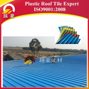 2016 Newest Lightweight PVC Plastic Roof Tile pictures & photos