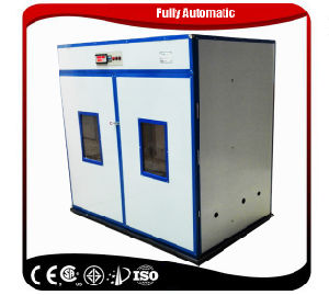 Agriculture Hot Sale Automatic Digital Quail Egg Incubator Bz-5280 pictures & photos