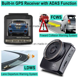 "New 2.4"" GPS Tracking Speed Limit Car DVR with GPS Receiver, 5.0mega Car Digital Video Recorder Camera, H264.1080P Dash Camcorder, Parking Control Camera pictures & photos"