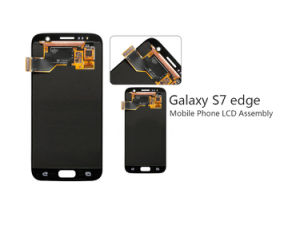 OEM or Original Quality Mobile Phone LCD Screen Display for Samsung S7 Edge pictures & photos