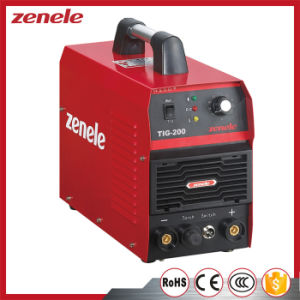 Steel Welding DC Inverter IGBT TIG/Ma Welder TIG-200 pictures & photos