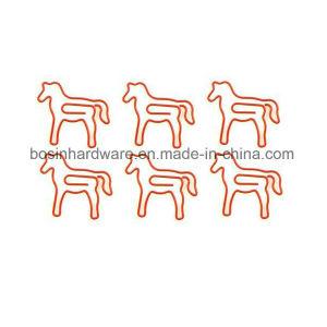 Horse Shape Metal Paper Clip pictures & photos