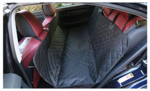 Hot Sell Luxury All Quilted Dog Car Seat Covers Pet Car Seat Cover Car Back Seat Cover for Pet pictures & photos