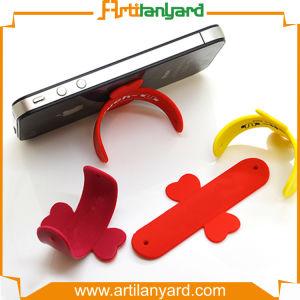 Custom Design Silicone Mobile Phone Holder pictures & photos