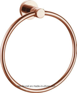 Rose Gold Future-Proof Top Quality Stunning Towel Ring pictures & photos