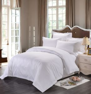 Hotel Bedding Sets / Duvet Cover / Flat Sheet / Pillowcases pictures & photos