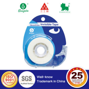 19mm X 33m Invisible Tape with Transparent Dispenser pictures & photos