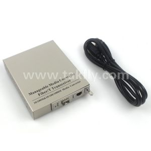 Ethernet Media Converter, RJ45 to SFP Slot pictures & photos