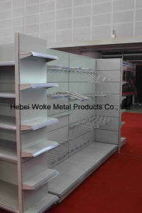 Supermarket Shelf Gondola Shelving Unit pictures & photos