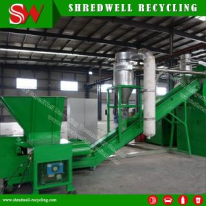 OEM Accepted Waste Plastic Single Shaft Shredding Machine (SSS2260) pictures & photos