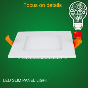 2017 LED Panel Light Panel LED Panel Light 18W Square Bis Approved pictures & photos
