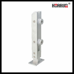 Aluminium Bracket for 8-12mm Glass (HR1300W-3B) pictures & photos