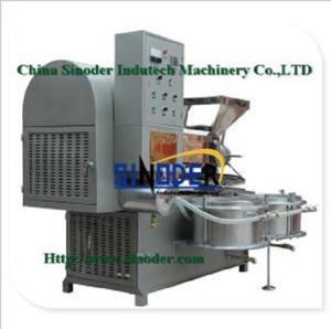 Edible Oil Screw Press Machine for Sale pictures & photos