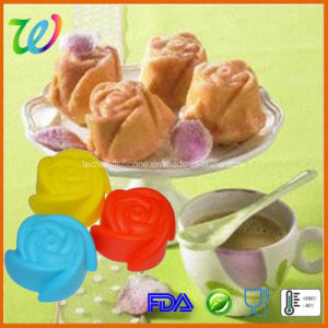 Factory Wholesale FDA Approved Silicone Flower Molds