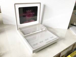 Hight Quality Acrylic Cosmetics Stand pictures & photos